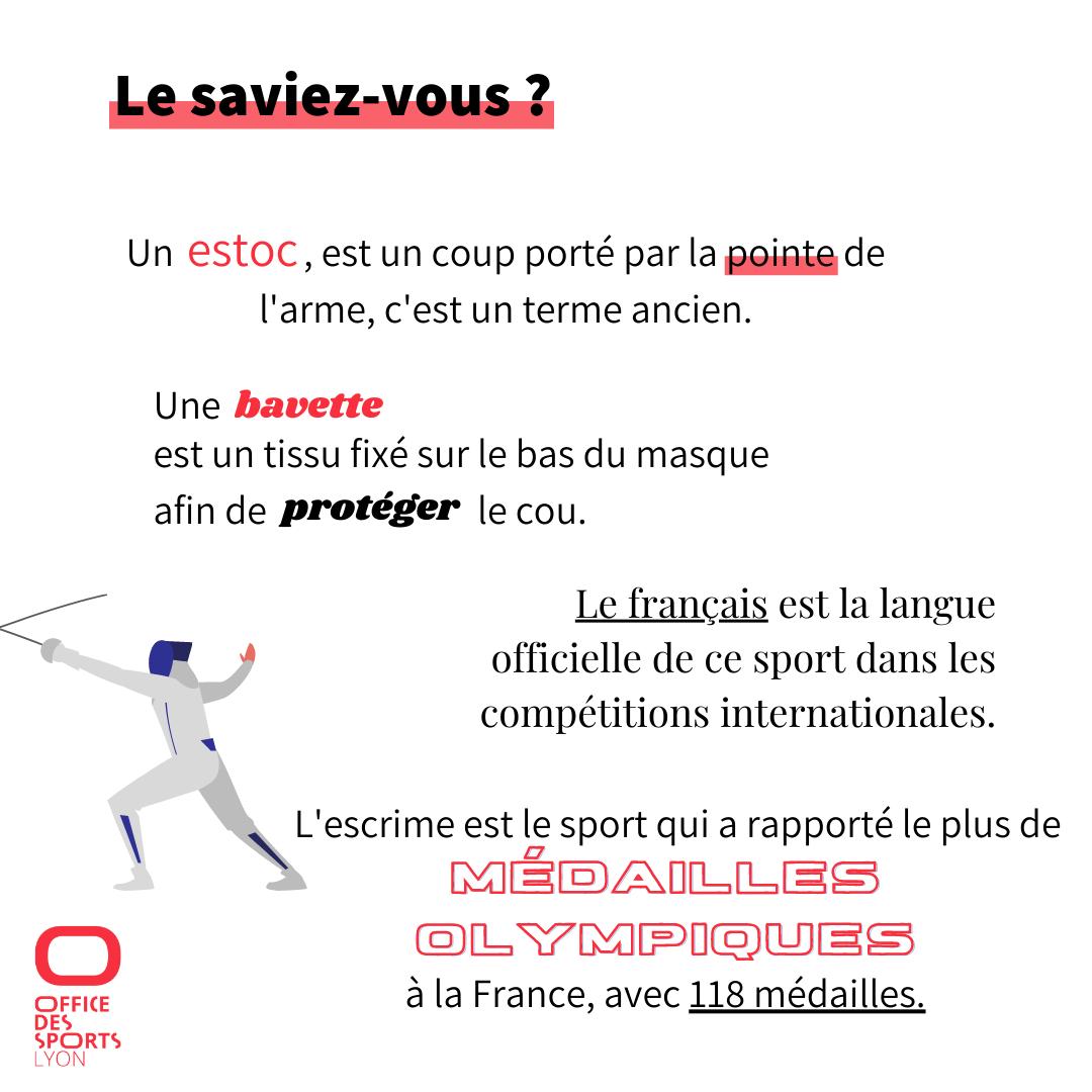 Sport du mois - escrime (2)