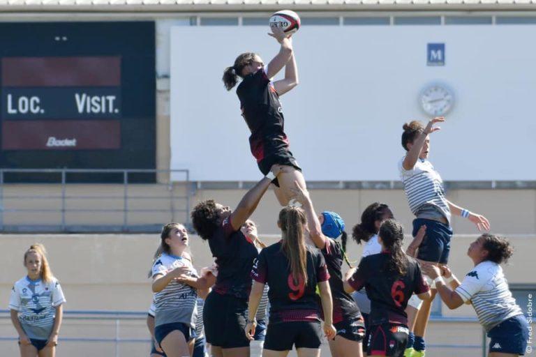 LOU Rugby équipe féminine