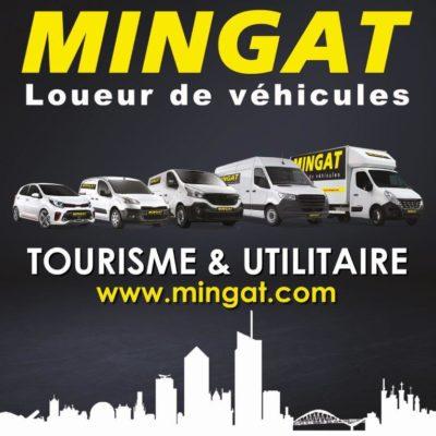 PUBLICITE MINGAT 10 x10 au 07 02 2020